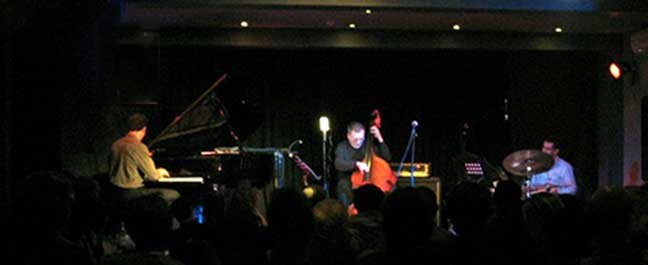 Trio with Chuck Israels