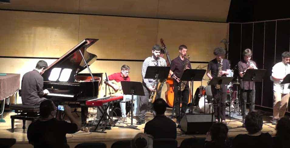 ICM Student Jazz Ensemble