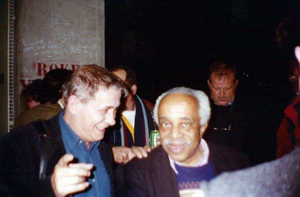 Frans Elsen and Barry Harris