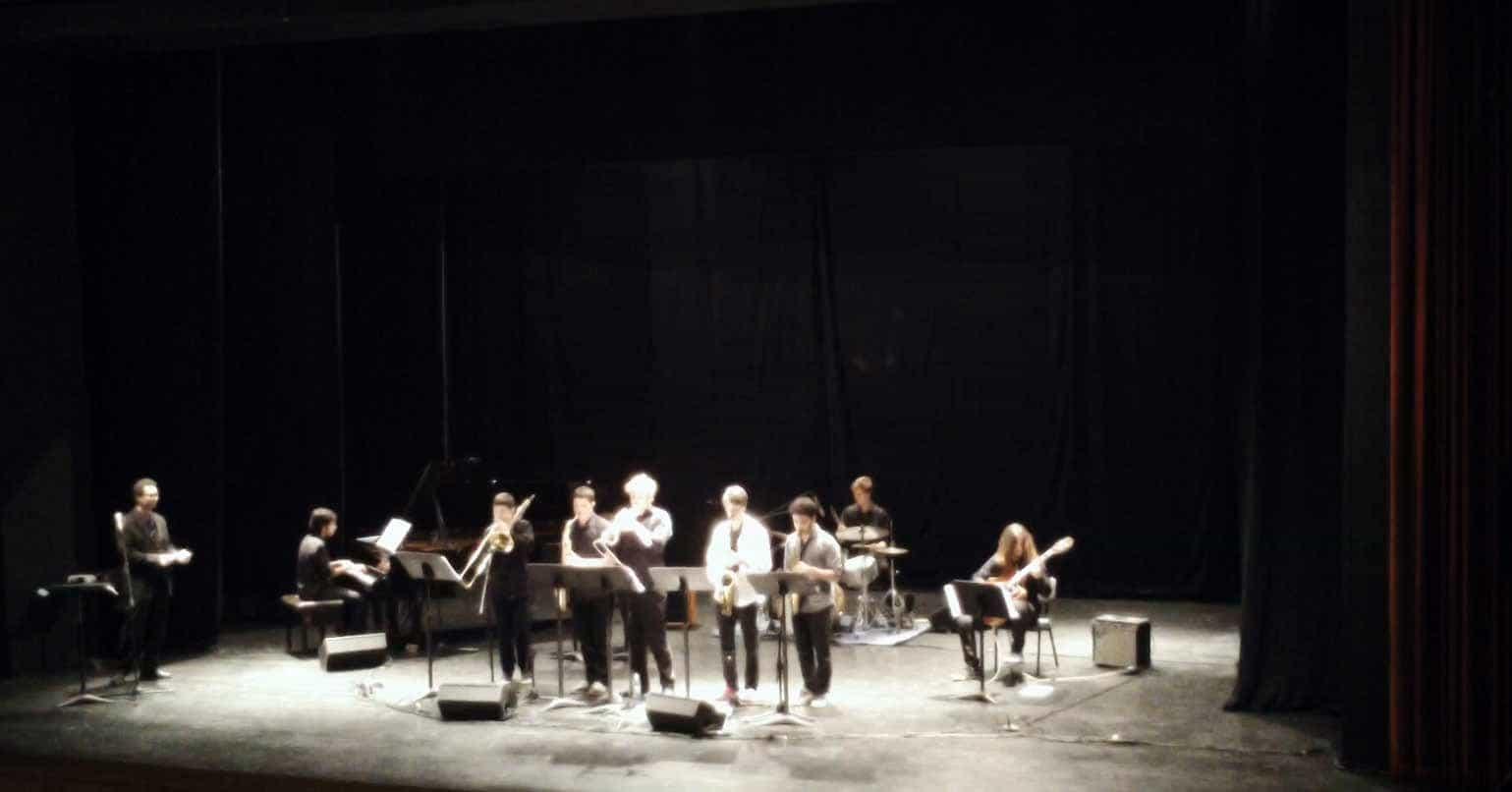 ICM Latin Band at Wix Hall