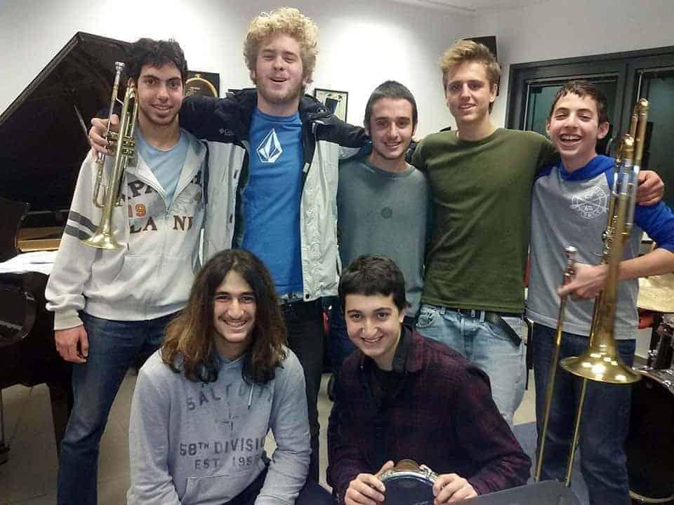 ICM Latin Jazz Band 2015