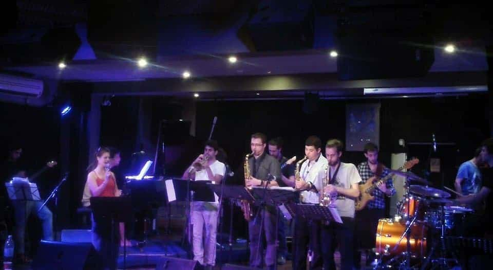 Rimon School Ellington Ensemble 2013