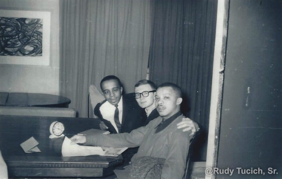 Barry Harris, Rudy Tucich & Sonny Red