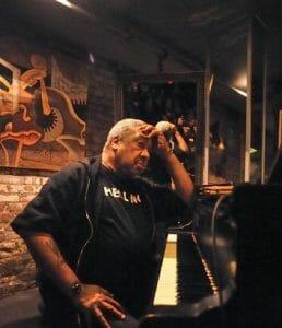 Harry Whitaker piano