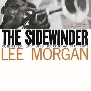 Sidewinder CD Cover