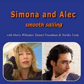 Simona and Alec - Smooth Sailing CD cover