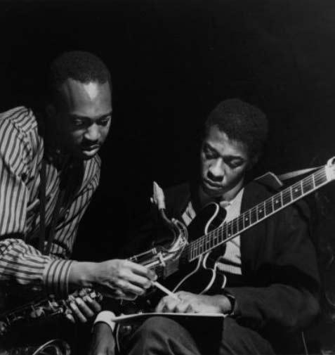 Sonny Red & Grant Green, 1960