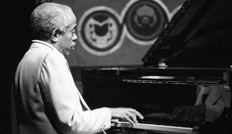 Barry Harris Piano