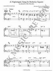 Ellis Marsalis – A Nightingale Sang in Berkeley Square