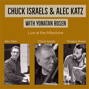 Chuck Israels and Alec Katz album cover