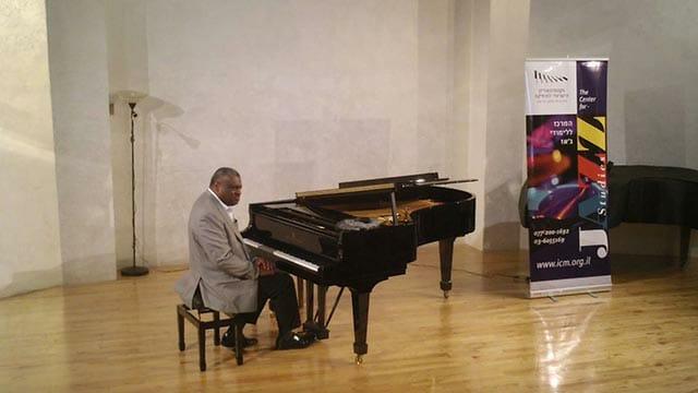 Mulgrew Miller at Felicja Blumental Music Center