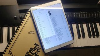 Indexing Real Books On iPad