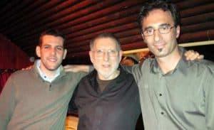 Yonatan Rosen, Chuck Isrtaels & Alec Katz